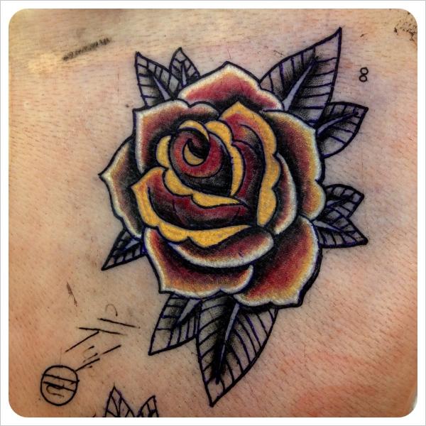 Tattoo practice skin